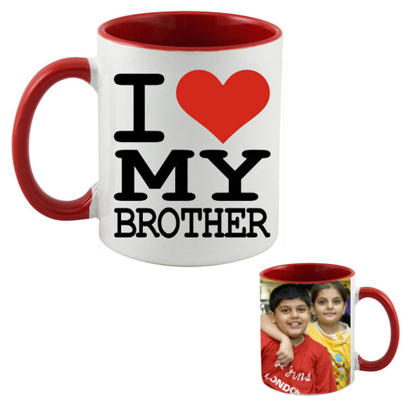 Gifts for Brother, Buy Brother Gifts Online India - Zestpics