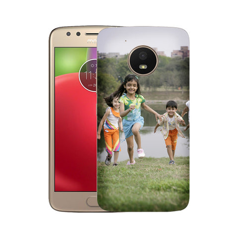Buy Personalized Moto E4 Mobile Back Covers/Cases. Design your own Customized Mobile Case for Moto E4 with your own Photos, Text online & Make it Unique. Customize Now! Buy Custom Printed Personalized Mobile Covers/ Skins in India at Zestpics. Mobile Skins, Customized Mobile Phone Skins online in India