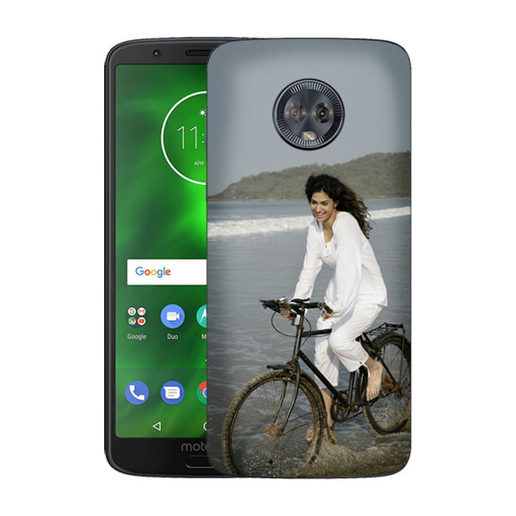 Buy Customised Moto G6 Mobile Covers/ Cases Online India - Zestpics