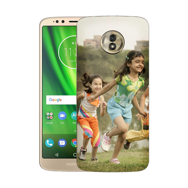 Buy Customised Moto G6 Play Mobile Covers/ Cases Online India - Zestpics