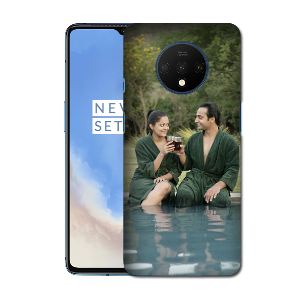 Buy Customised OnePlus 7T Mobile Covers/ Cases Online India - Zestpics