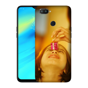 Buy Customised RealMe 2 Pro Mobile Covers/ Cases Online India - Zestpics