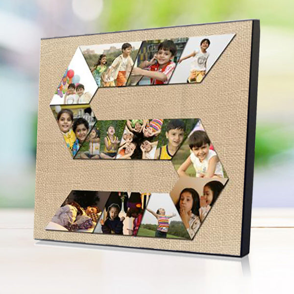 Alphabet Letter Photo Collage, Pic a letter perfect gift ideas for ...