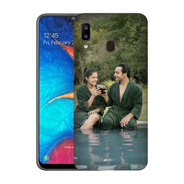Buy Customised Samsung Galaxy A20 Mobile Covers/ Cases Online India - Zestpics