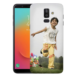 Buy Customised Samsung J8 (2018) Mobile Covers/ Cases Online India - Zestpics