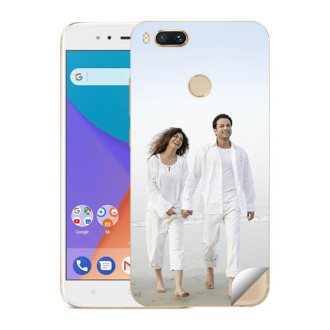 Mi A1, Customized Xiaomi Mobile Skins Online in India @Zestpics, Hyderabad