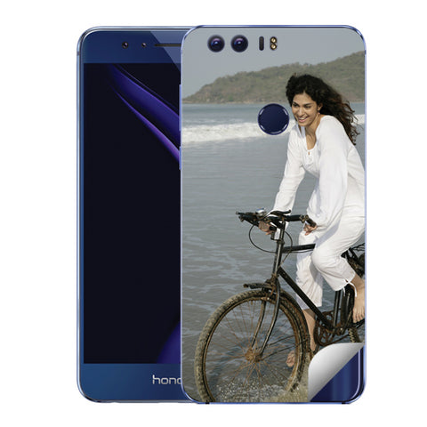 Buy Customized Huawei Honor 8 Back Covers Online in India | Zestpics