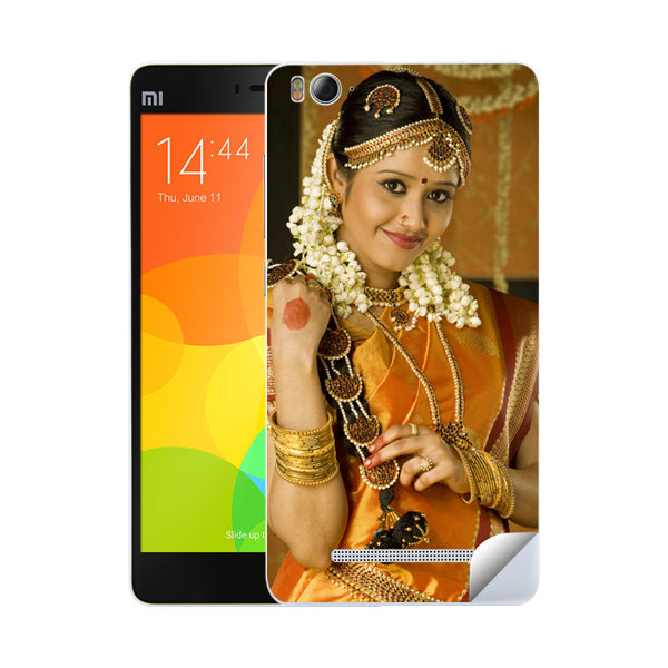 Mi 4i  Mobile Back Covers and Cases Online India - Zestpics