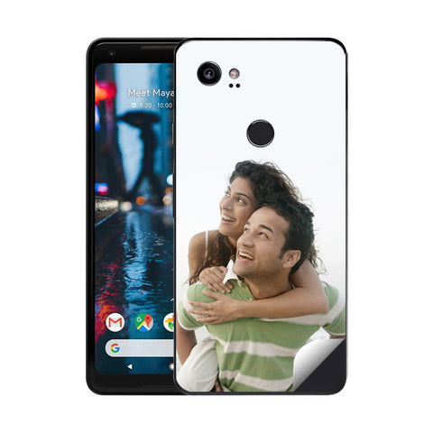 Google Pixel 2 XL Mobile Back Covers and Cases Online India - Zestpics