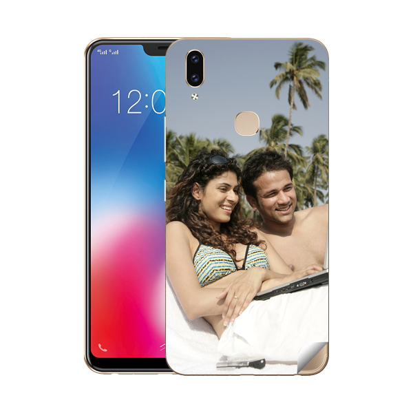 Vivo V9 Mobile Back Covers and Cases Online India - Zestpics