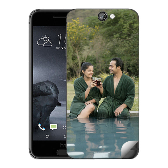 Buy Customized HTC One A9 Back Covers Online in India | Zestpics