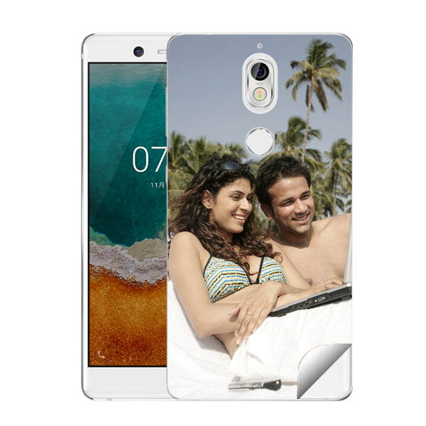 Buy Nokia 7 Mobile Phone Covers Online in India with Custom Photo - Zestpics