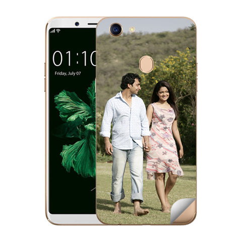 Buy Personalized Oppo F5 mobile case, Custom mobile case - Zestpics, India