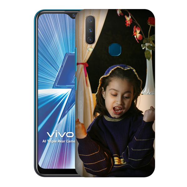 Buy Customised Vivo Y17 Mobile Covers/ Cases Online India - Zestpics