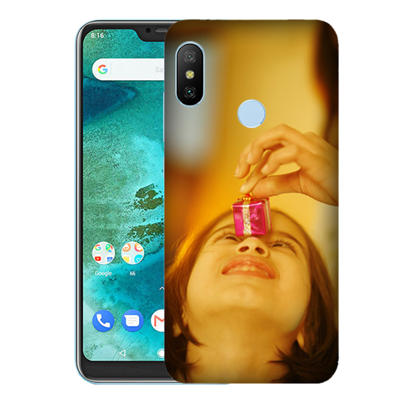 Buy Customised Mi A2 Mobile Covers/ Cases Online India - Zestpics