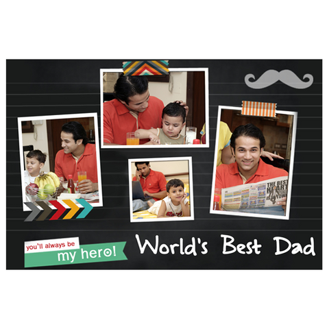 Father's Day Magnet-Magnets-Zestpics