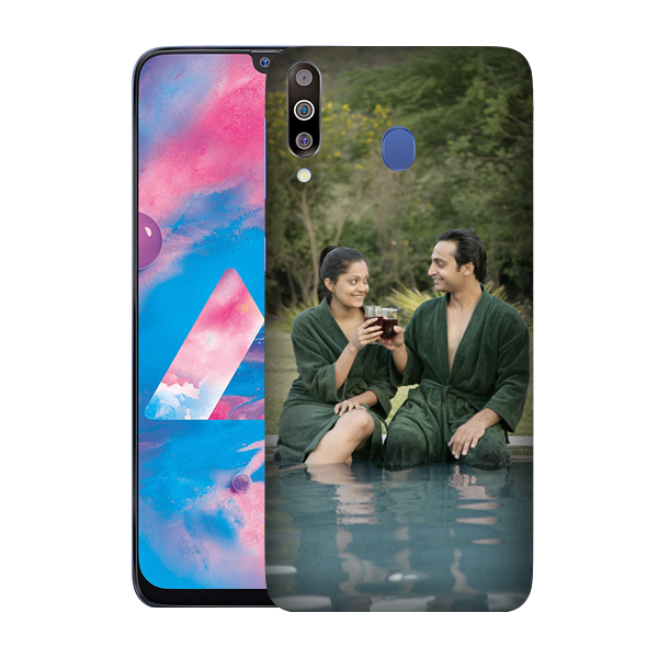 Buy Customised Samsung Galaxy M30 Mobile Covers/ Cases Online India - Zestpics