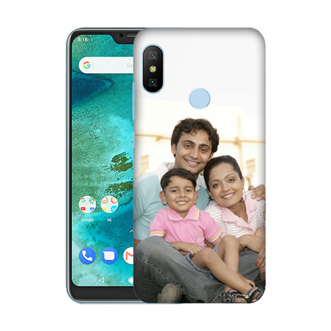 Buy Customised Redmi 6 Pro Mobile Covers/ Cases Online India - Zestpics