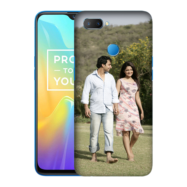 Buy Customised Realme U1 Mobile Covers/ Cases Online India - Zestpics
