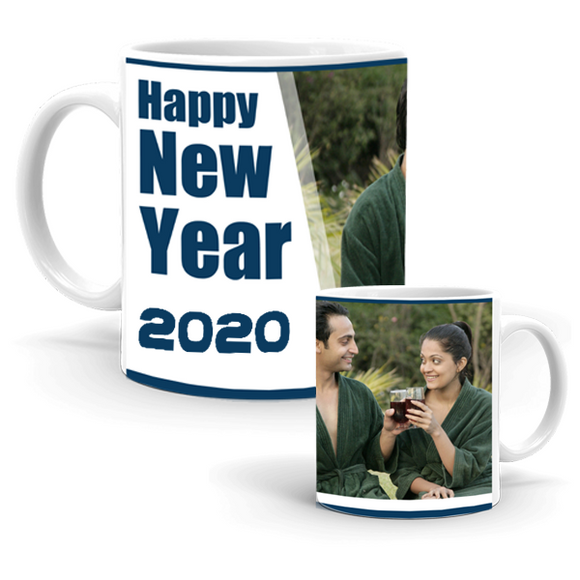 New Year resolutions are a part of a tradition that seldom do people break! This year, you can have the resolutions printed on a personalized mug. Something to help you (or someone you love) remember the promises they made to themselves! A great gift idea for those you love (and yourself, let's be honest!)