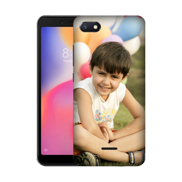 Buy Customised Redmi 6A Mobile Covers/ Cases Online India - Zestpics