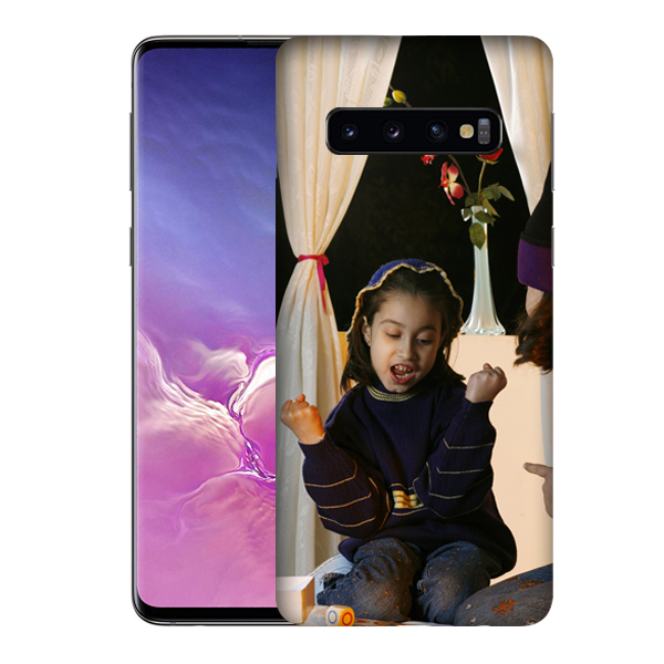 Buy Customised Samsung Galaxy S10 Mobile Covers/ Cases Online India - Zestpics