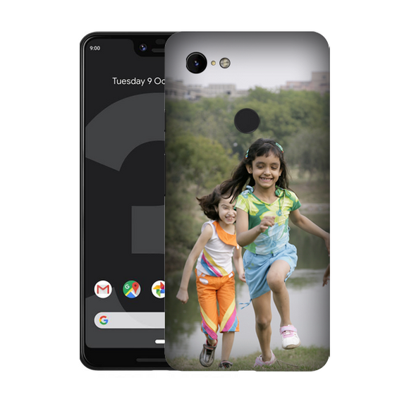 Buy Customised Google Pixel 3 XL Mobile Covers/ Cases Online India - Zestpics