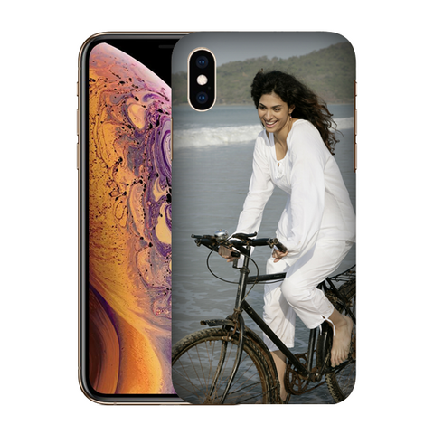 Buy Customised iPhone XS Mobile Covers/ Cases Online India - Zestpics