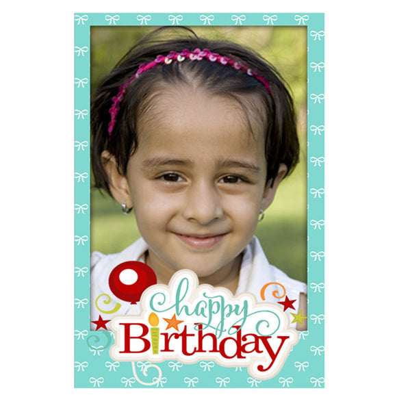 personalized birthday gifts - personalized birthday photo magnets - Zestpics
