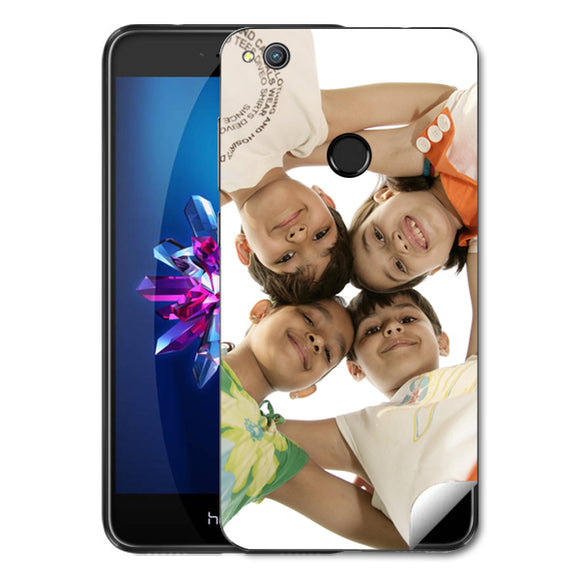 Buy Customized Huawei Honor 8 Lite Back Covers Online | Zestpics, India