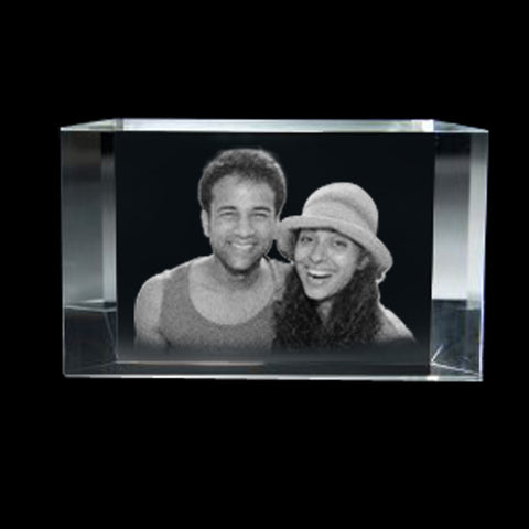 Crystal photo printing online, 3D Crystal photo gifts online, Zestpics