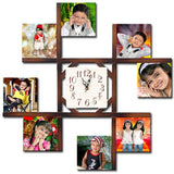 8 Foto Wall Clock-Clocks-Zestpics