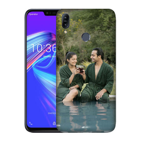 Buy Customised Asus ZenFone Max M2 Mobile Covers/ Cases Online India - Zestpics
