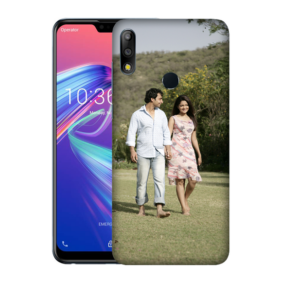 Buy Customised Asus ZenFone Max Pro M2 Mobile Covers/ Cases Online India - Zestpics