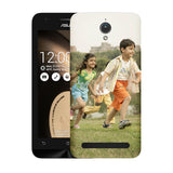 Create you customized case for the Asus Zenfone C by adding photos, text and colours. Printing is High Definition scratch resistant. Products are of High Quality