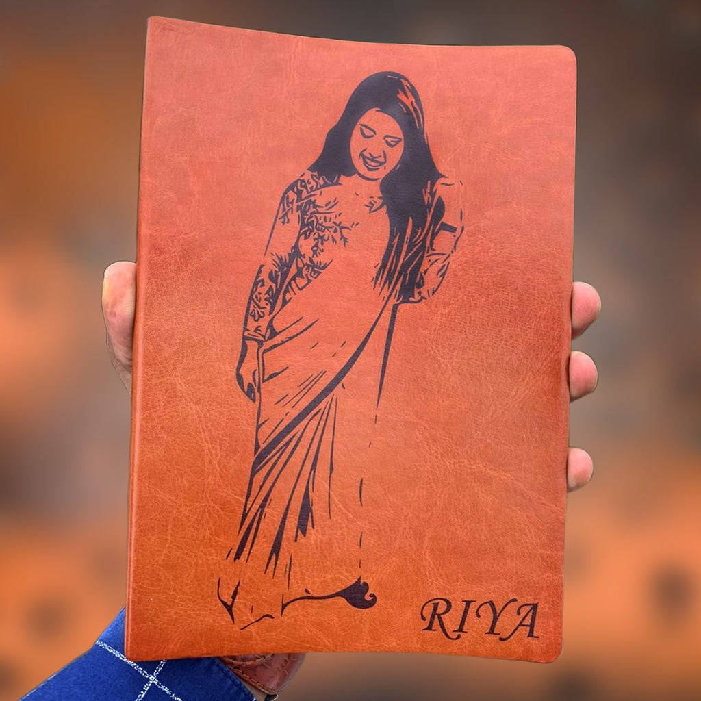 Customised Diary with Pen