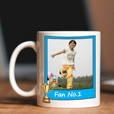 Buy Premium Quality Custom IPL Mug online in India at Zestpics. Get a customized Delhi Capitals IPL Mug with photo, your favorite team, favourite color, favourite player, birthplace, loves to eat, favourite game, etc.,