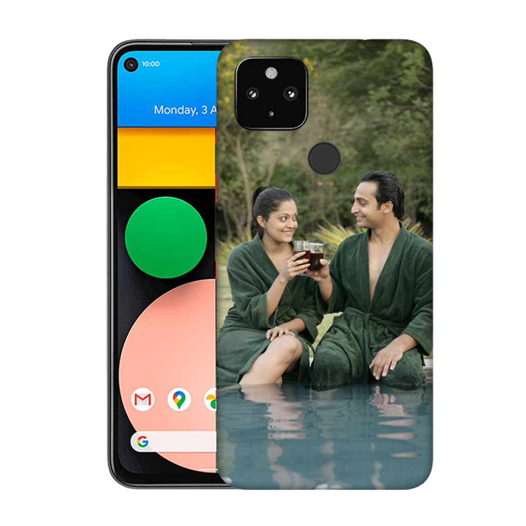 Buy Customised Google Pixel 4a 5G Mobile Covers/ Cases Online India - Zestpics