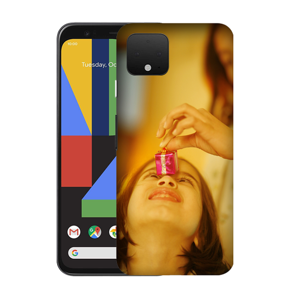 Buy Customised Google Pixel 4 Mobile Covers/ Cases Online India - Zestpics