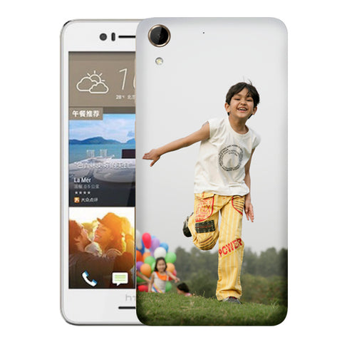 Customize HTC Desire 728 Phone Case with your Photos or Text Online | Buy Custom Printed Personalized Mobile Covers in India at Zestpics. Personalized Photo Mobile Skins.