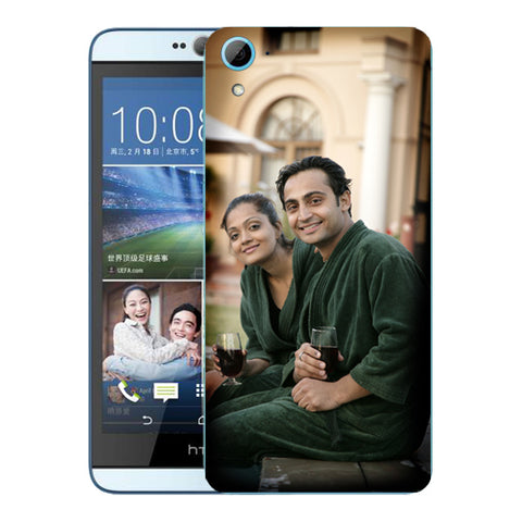 HTC Desire 826 Mobile Covers Printing - Buy Personalized HTC Mobile Covers and Cases with photo & Text Printed Online in India. Best price ! Fast Delivery! Zestpics