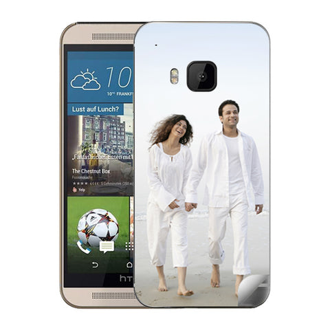 Buy Customized HTC One M9 Mobile Case Online in India - Zestpics