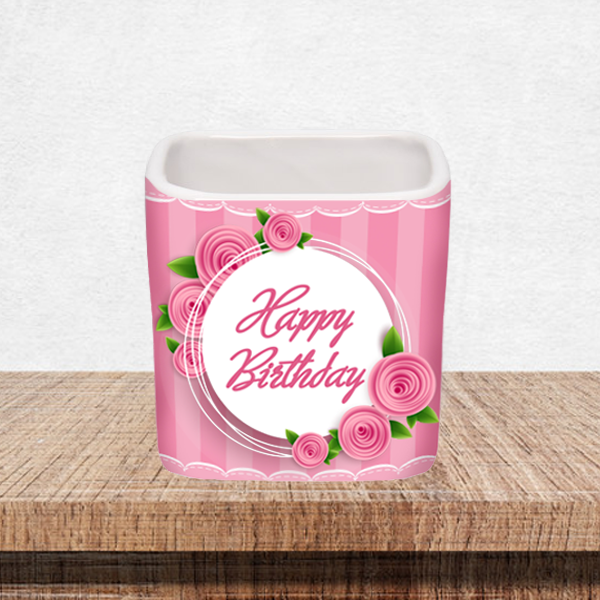 Personalised gifts are the new way to express your warmest wishes on birthdays. Design and order it online with Zestpics and send it directly to India
