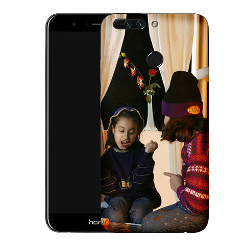 Customize From Our 100+ Huawei Honor 8 Pro Mobile Back Cases Designs or Upload Your Own Photo And Print Huawei Honor 8 Pro Phone Back Cases. Custom 3D Mobile Cases for Huawei Honor.