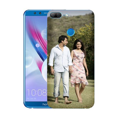 Buy Personalized Honor 9 Lite Mobile Back Covers/Cases. Design your own Customized Mobile Case for Honor 9 Lite with your own Photos, Text online & Make it Unique. Customize Now! Buy Custom Printed Personalized Mobile Covers/ Skins in India at Zestpics. Mobile Skins, Customized Mobile Phone Skins online in India.