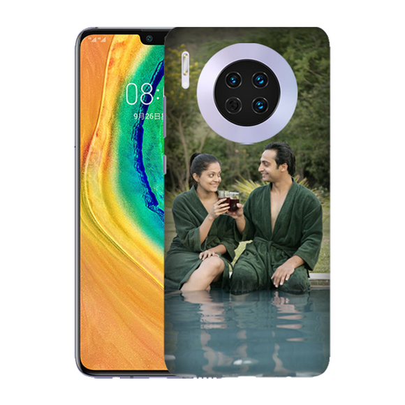 Buy Customised Huawei Mate 30 Mobile Covers/ Cases Online India - Zestpics