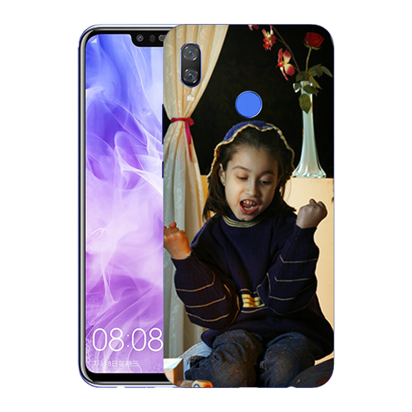 Buy Customised Huawei Nova 3I Mobile Covers/ Cases Online India - Zestpics