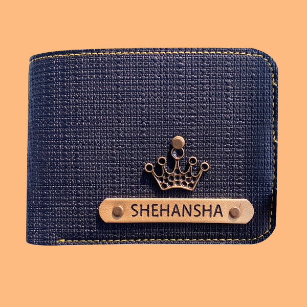 Customized Wallets with Name & Charms | Custom Wallets | Zestpics