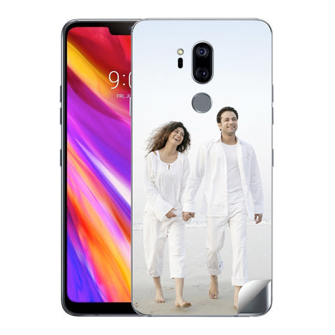 LG G7 Mobile Back Covers and Cases Online India - Zestpics