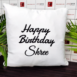 Back Side Printing of Square Magic Pillow at Zestpics|Shop Magic Pillow Online in India